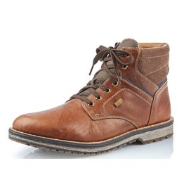 Rieker 39223-36 Mens Ankle Boot Brown