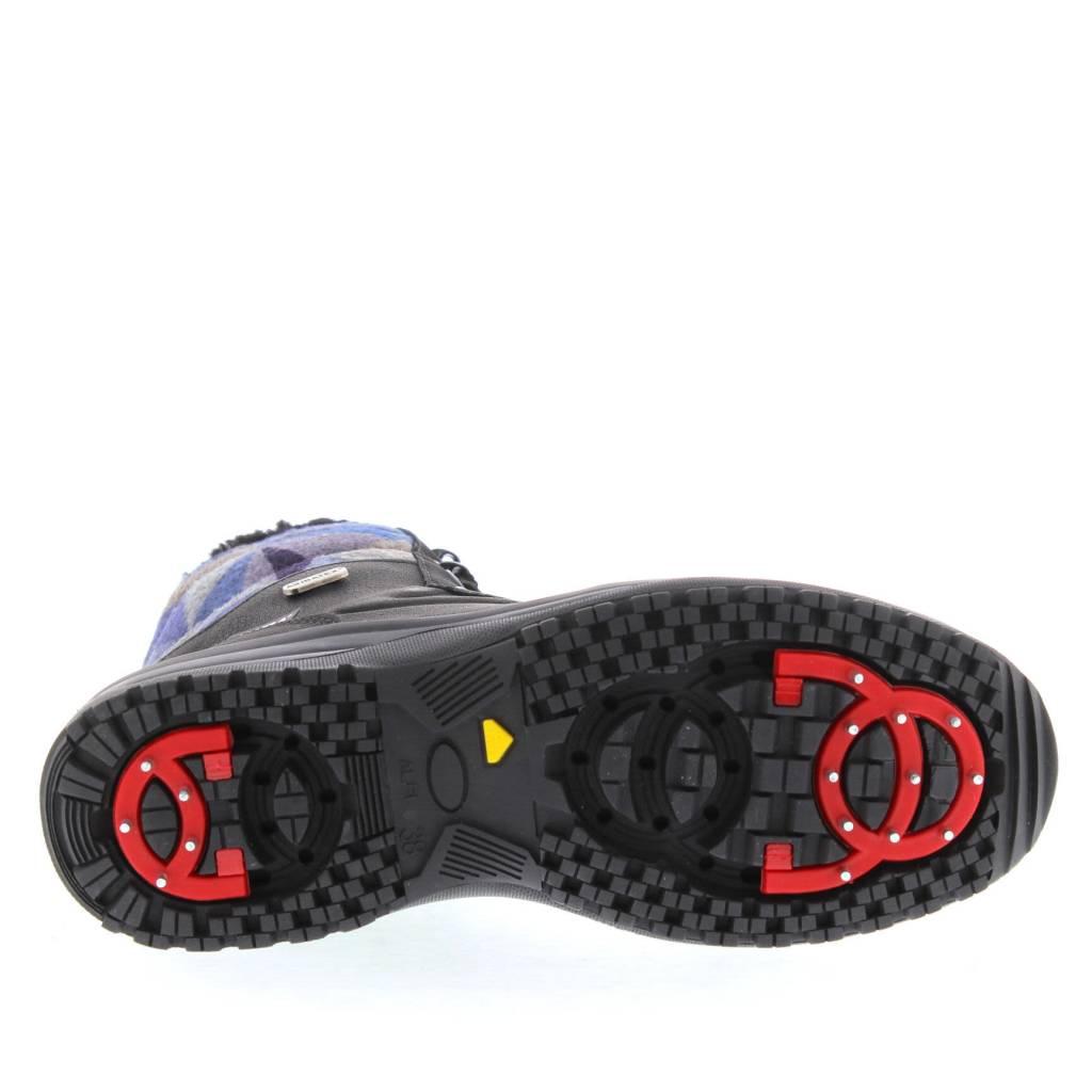 Attiba Attiba Spiked WP Boot Black