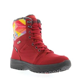 Attiba Spiked WP Boot Red