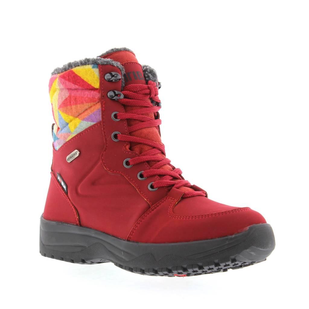 Attiba Attiba Spiked WP Boot Red