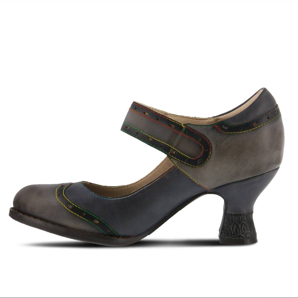 L' Artiste L'Artiste Maryellen Boot Grey