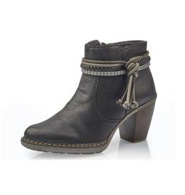 Rieker Paige Boot Black