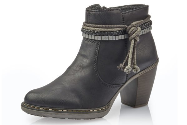 Rieker Rieker Paige Boot Black