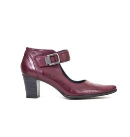 Dorking Deisy Heel Red