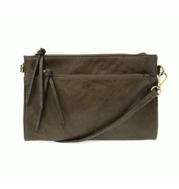 Joy Susan Cece Vintage Handbag Olive