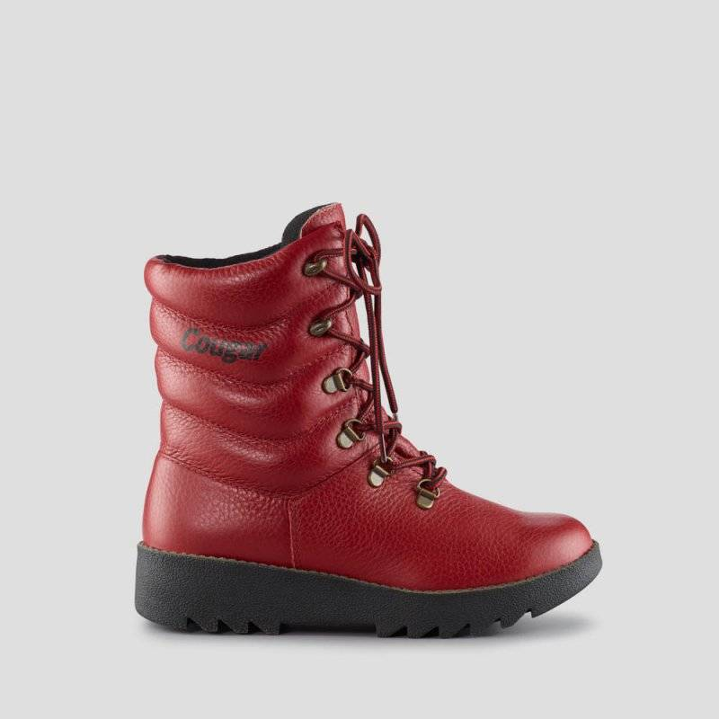 Cougar Womens 39068 Bounty Boot Red
