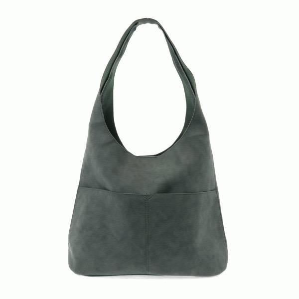 Joy Susan Joy Susan Jenny Faux Suede Handbag Teal