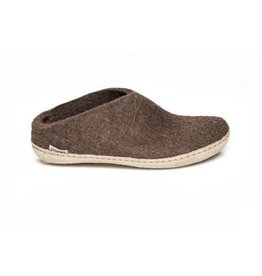 Glerups The Slipper Brown