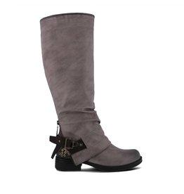 Patrizia Zennys Tall Boot Grey