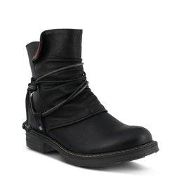 Patrizia Resago Ankle Boot Black