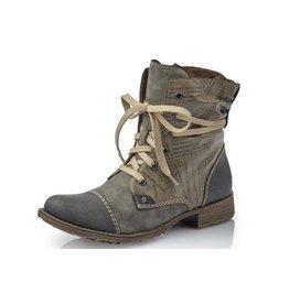 Rieker 70822-45 Payton Ankle Boot Grey