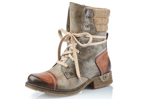 Rieker Rieker 79631-25 Fee Boot Brandy