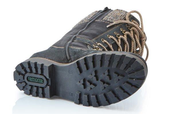 Remonte Remonte D7477-02  Santana Black Boot
