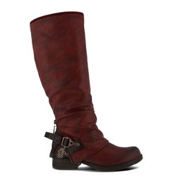 Patrizia Zennys Tall Boot Bordeaux