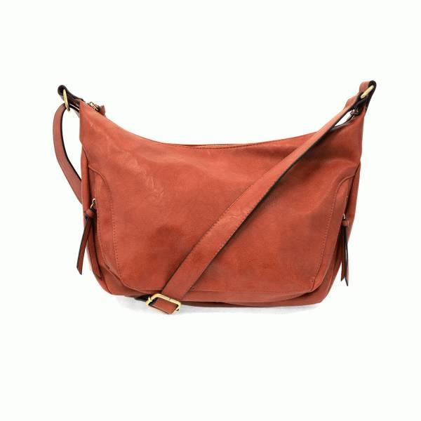 Joy Susan Joy Susan Debbie Hobo Handbag Persimmon
