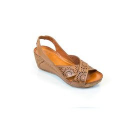 Volks Walkers Sandal 2242 Brown