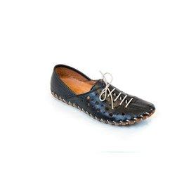 Volks Walkers 1210 Sneaker Black