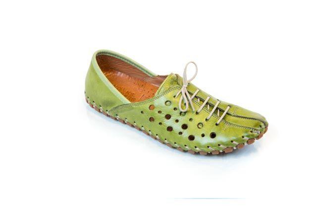 Volks Walker Volks Walkers 1210 Sneaker Green