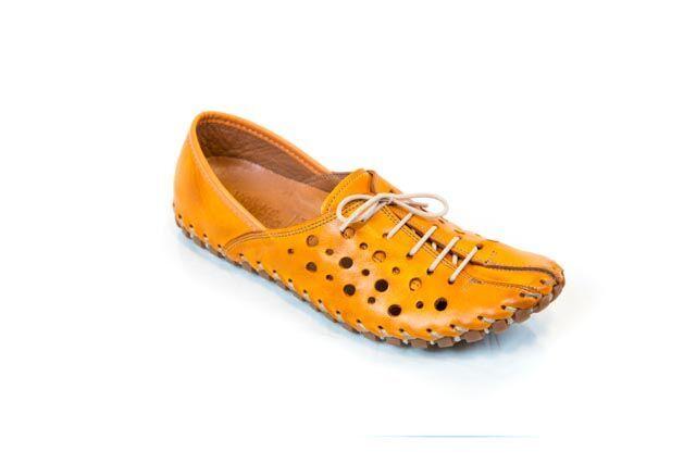 Volks Walker Volks Walkers 1210 Sneaker Orange