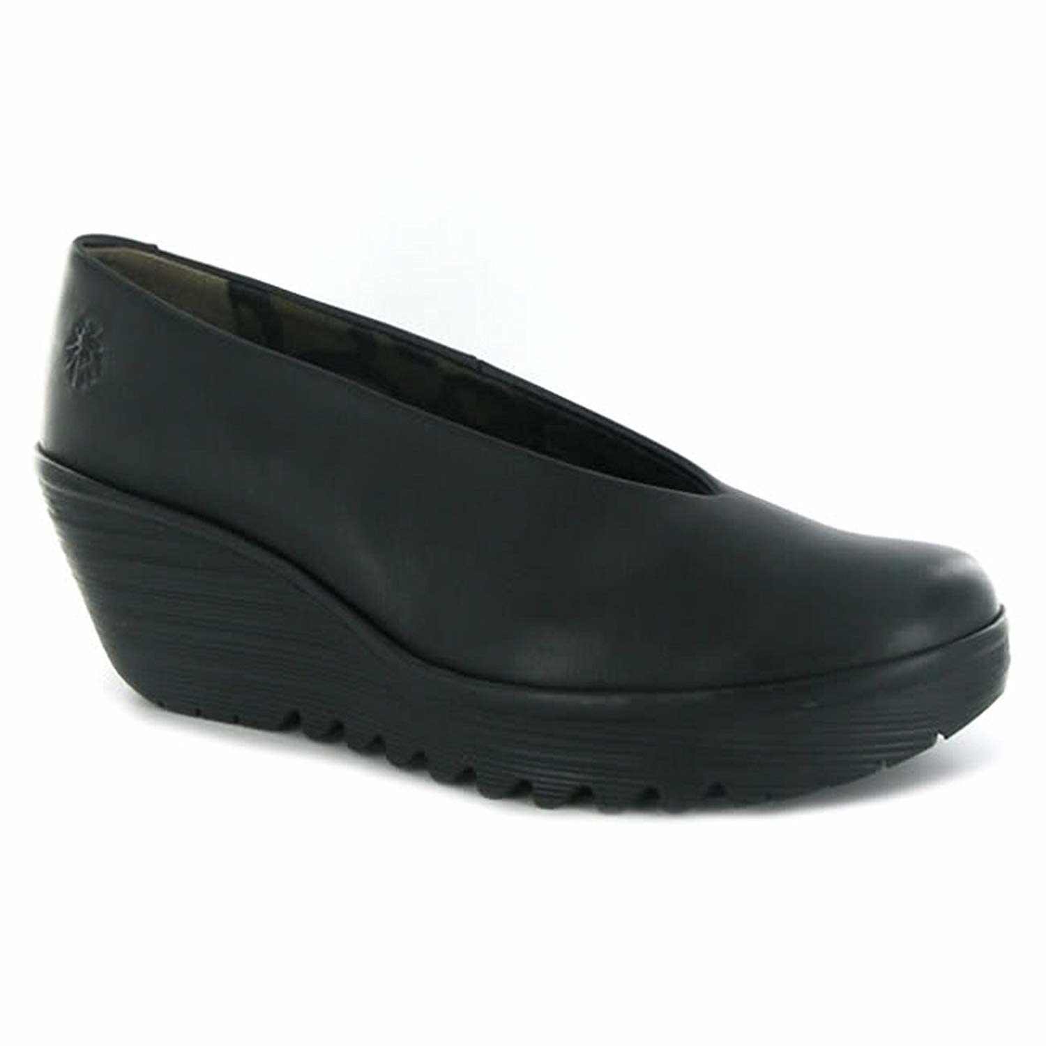 Fly London Fly London Yaz Wedge Black