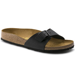 Birkenstock Womens Madrid Black BS