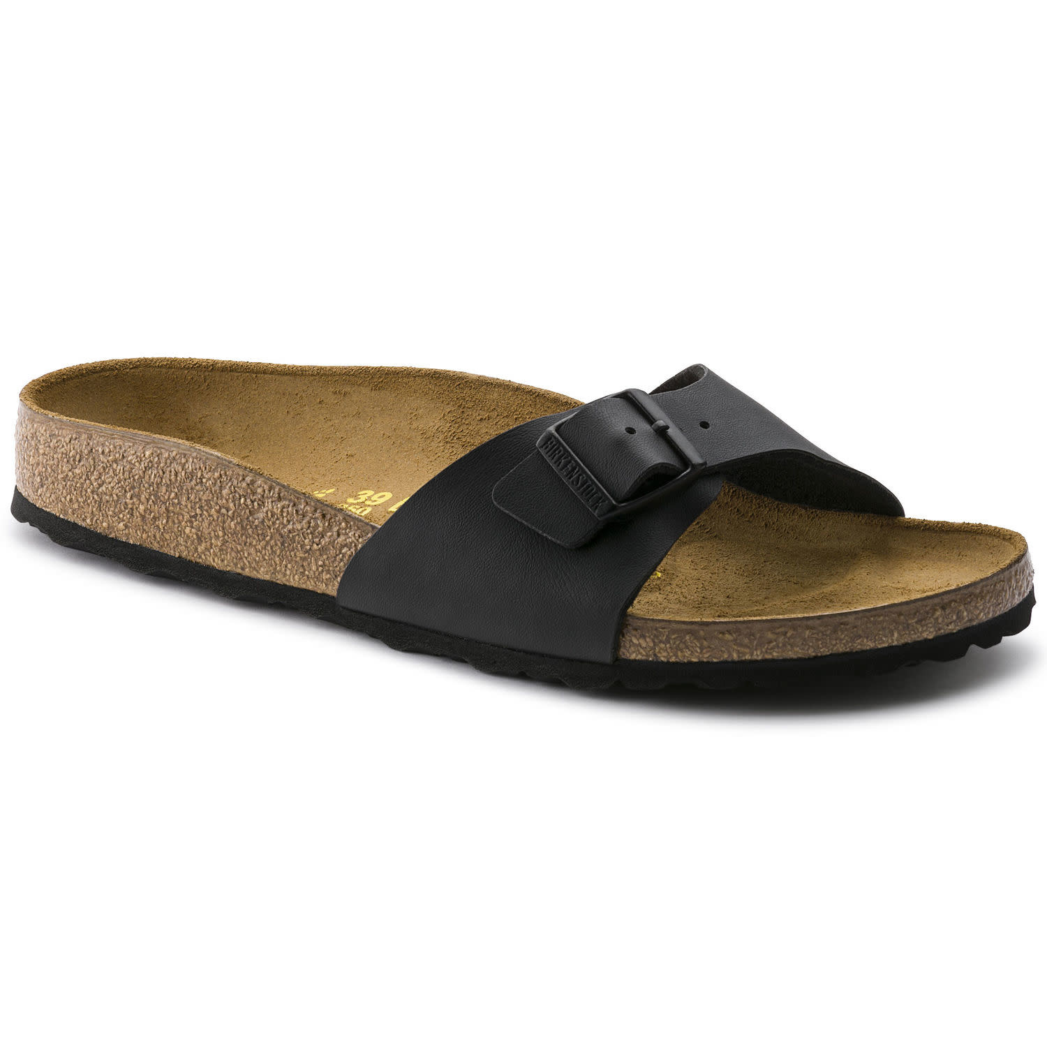Birkenstock Birkenstock Womens Madrid Black BS