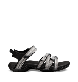 Teva Tirra Black/White