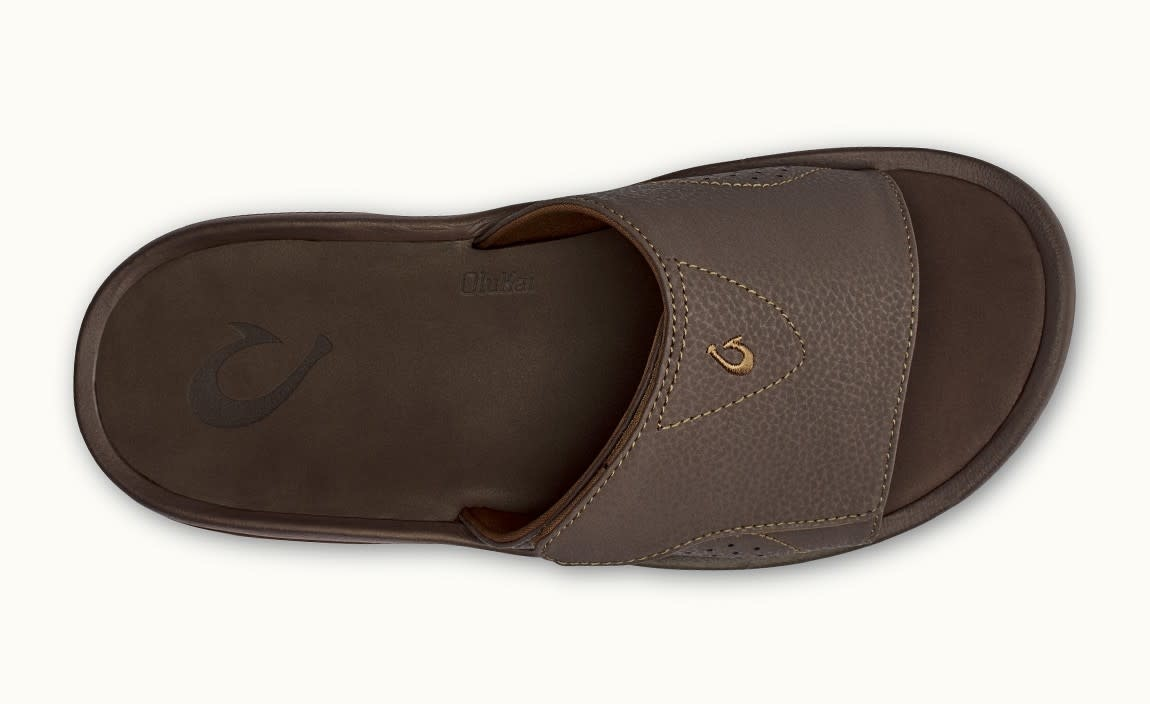 OluKai OluKai Men's Nalu Slide Dark Java