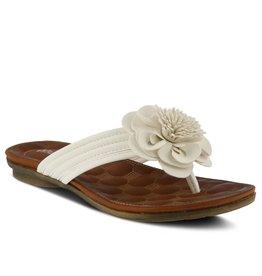 Patrizia Cattara Sandal White