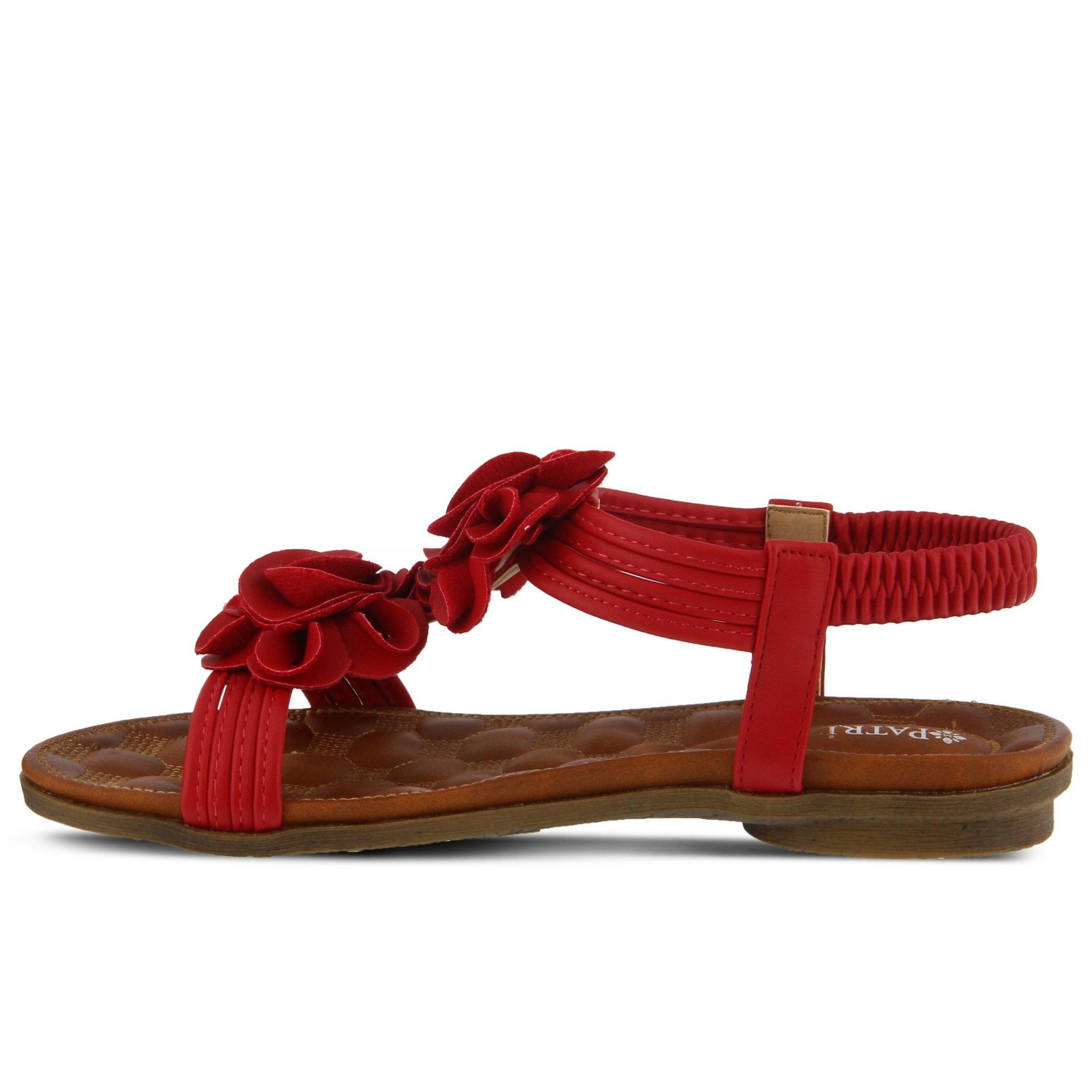 Patrizia Patrizia Nectarine Sandal Red