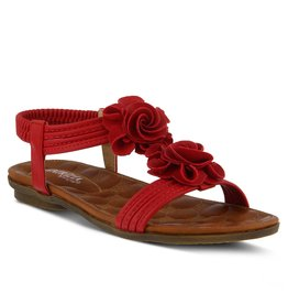 Patrizia Nectarine Sandal Red