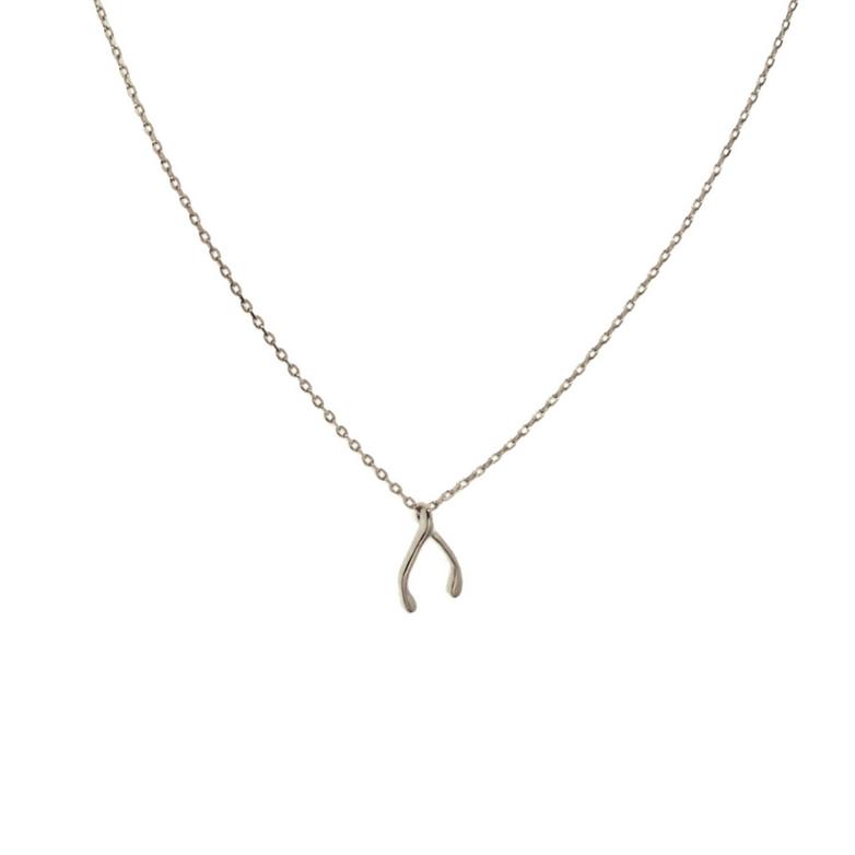 Joy Susan Joy Susan Wishbone Necklace