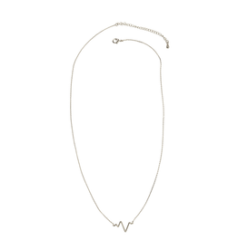 Joy Susan Heartbeat Necklace
