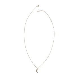 Joy Susan Crescent Moon Necklace
