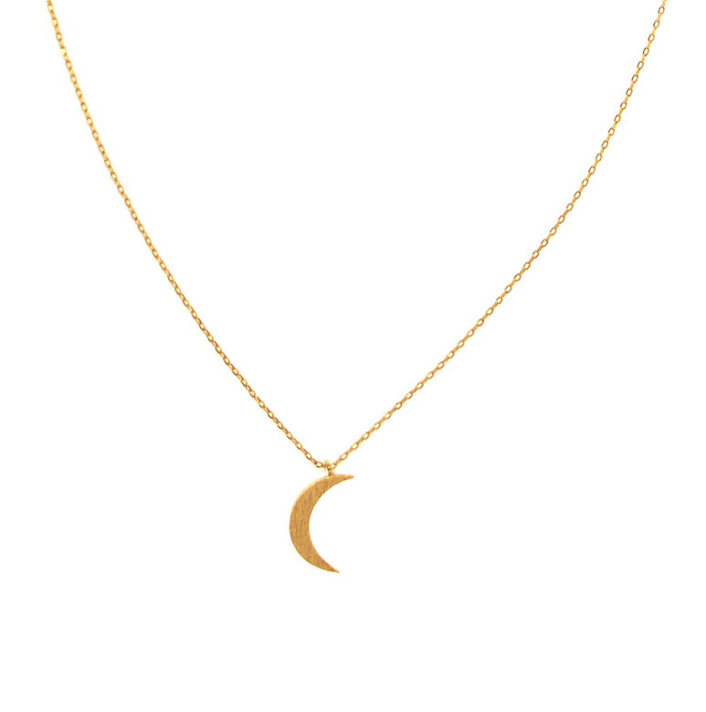 Joy Susan Joy Susan Crescent Moon Necklace