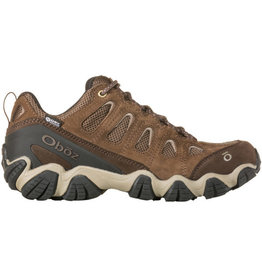 Oboz Mens Sawtooth II Low Bdry Walnut