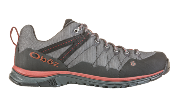 Oboz Oboz Mens  Trail Dark Shadow/Russet