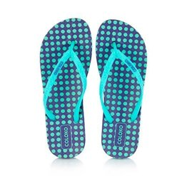 Coloko Laelia Flip Flop Purple/Blue