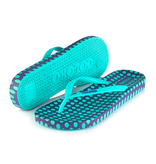 Coloko Coloko Laelia Flip Flop Purple/Blue