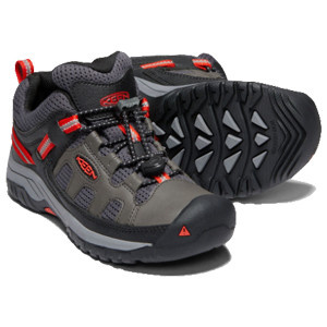 Keen Keen Youth Targhee Low Magnet/ Red