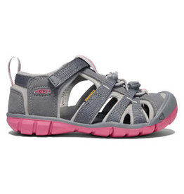 Keen Girls Seacamp II CNX Steel Grey/Rose