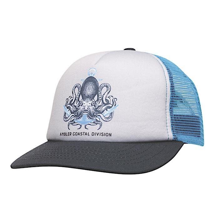 Ambler Kids Hat Octopus