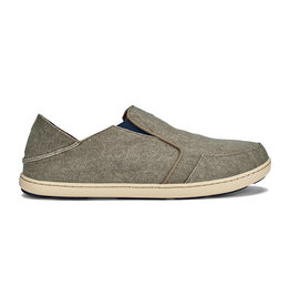 OluKai Men's Nohea Lole Clay/Trench Blue
