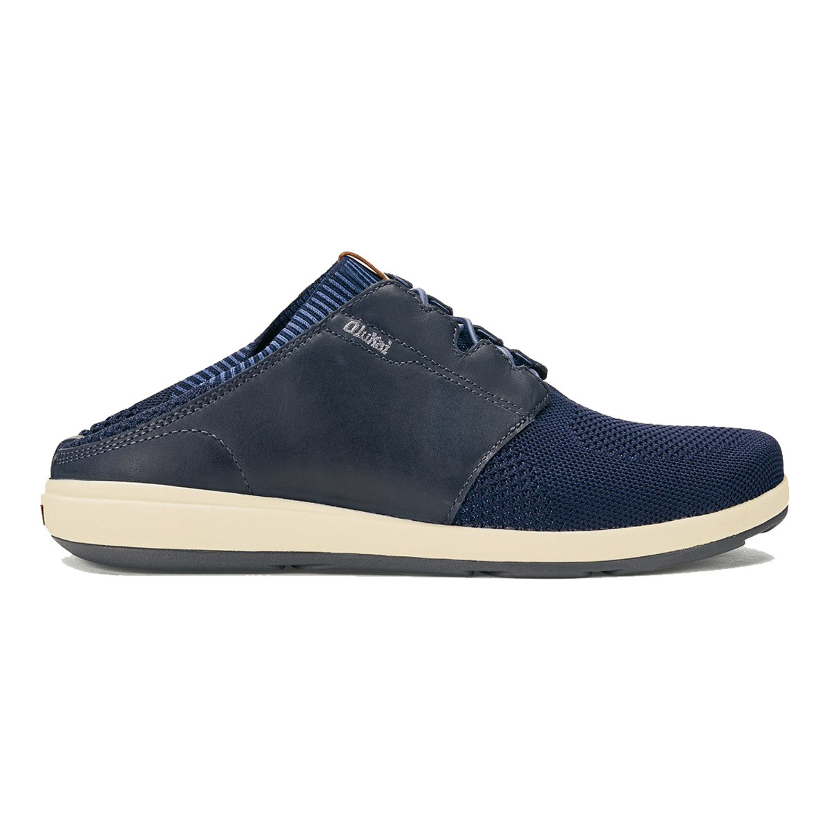OluKai OluKai Men's Makia Ulana Sneaker Trench Blue