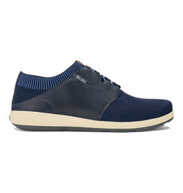 OluKai Men's Makia Ulana Sneaker Trench Blue