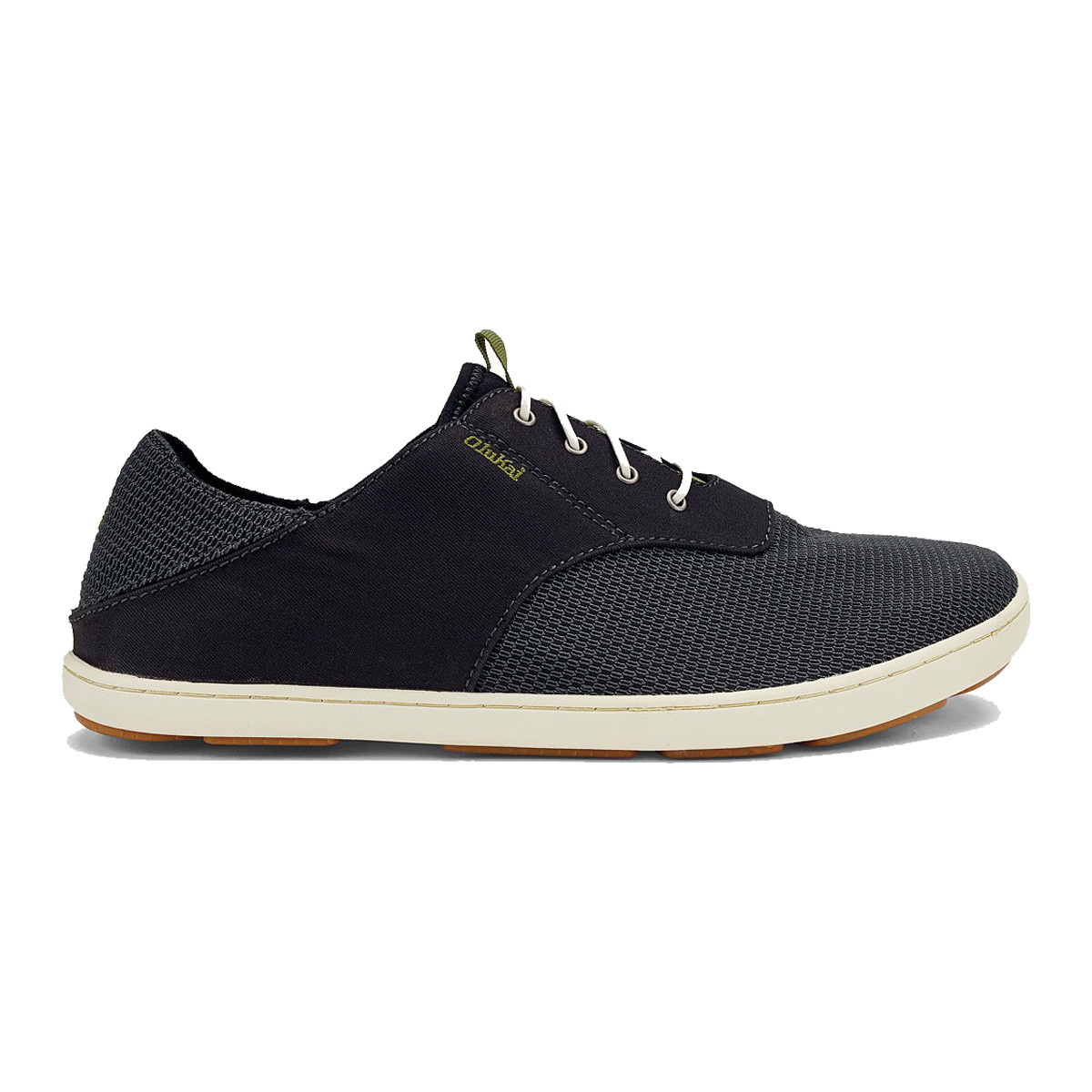 OluKai OluKai Men's Nohea Moku Sneaker Black
