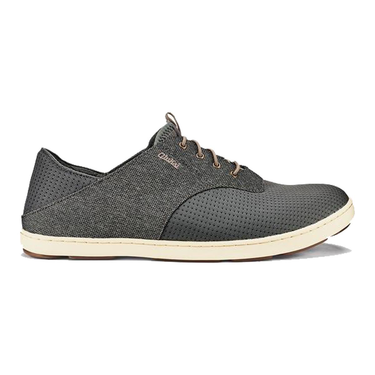 OluKai OluKai Men's Nohea Moku Sneaker Charcoal/Clay