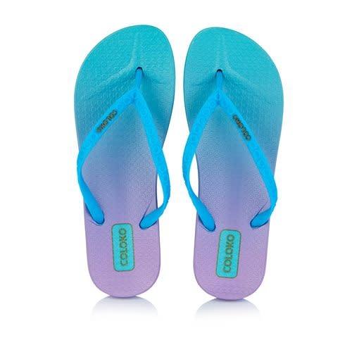 Coloko Coloko Tl Flip Flop Blue
