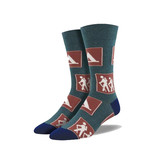 Socksmith Socksmith Men's Cotton Blend Men's