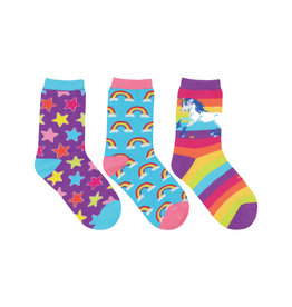 Socksmith Kids Sparkle Party